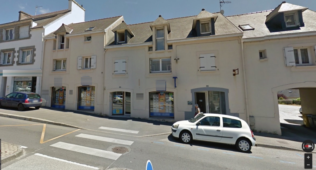 Local commercial  109,08 m2- Quimper - Kerfeunteun