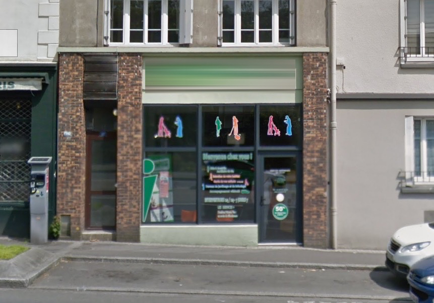 Local commercial Brest centre environ 120 m2