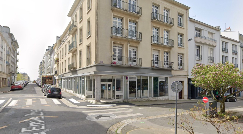 Local commercial Brest 220 m2 - Centre ville