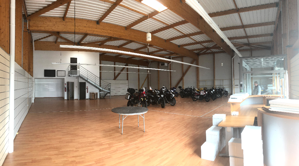 Local commercial Brest 400 m2