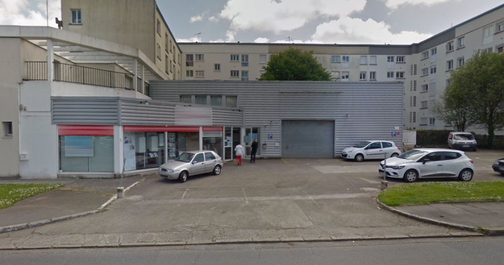 Entrepôt / local industriel Brest 350 m2