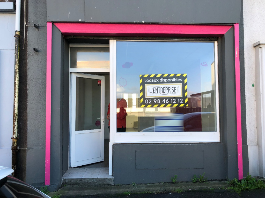 Local commercial Brest 45 m2