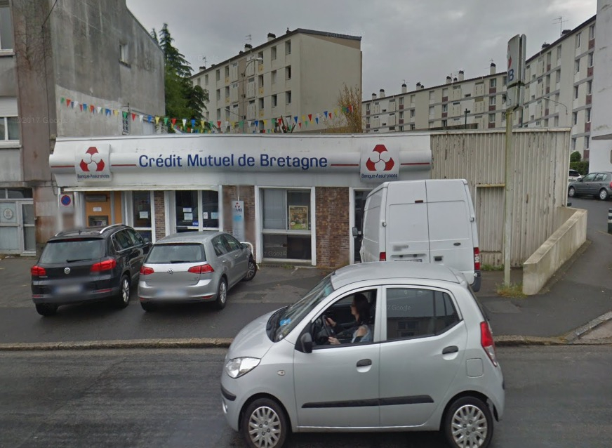 Local commercial Brest 136 m2