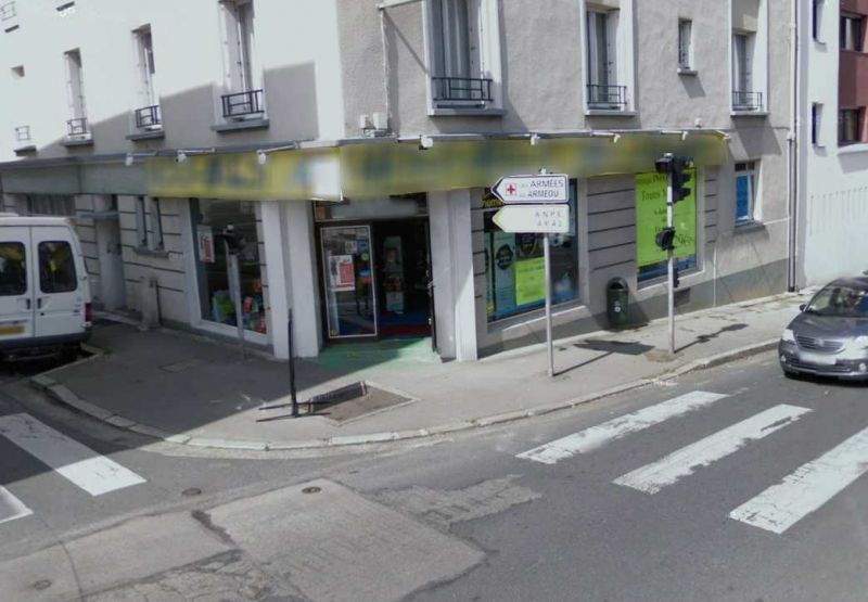 Local commercial Brest 130 m2