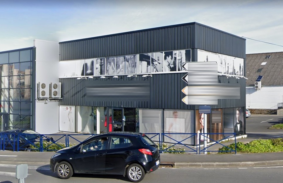 Local commercial Brest 204 m2