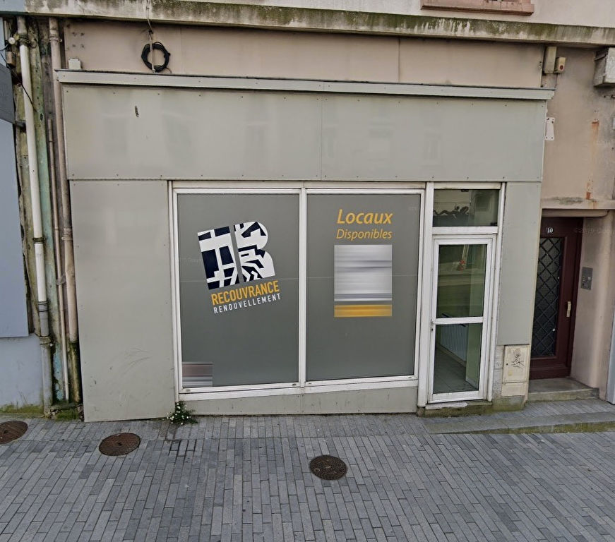 Local commercial Brest 51 m2