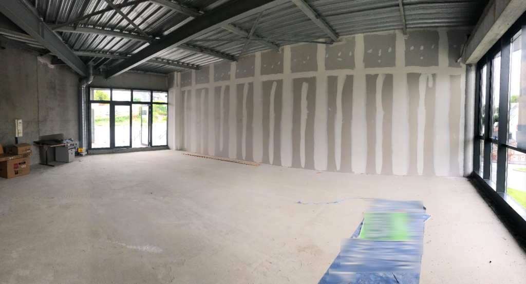Local commercial Lesneven 135 m2