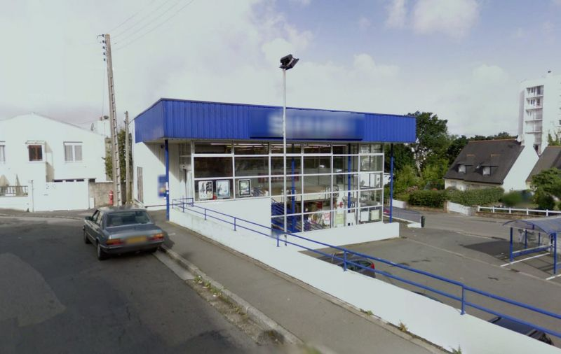Local commercial Brest 300 m2