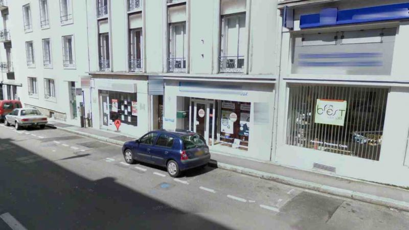 Local commercial Brest 55 m2