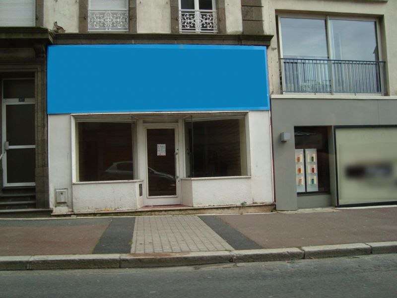 Local commercial Brest   - 80 m2