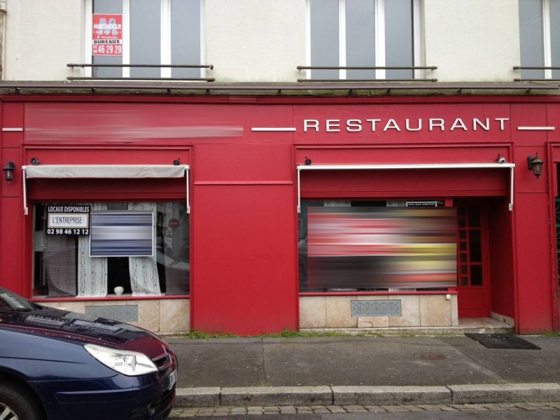 Local commercial Brest   -