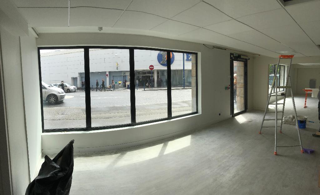 Bureaux Brest 210 m2