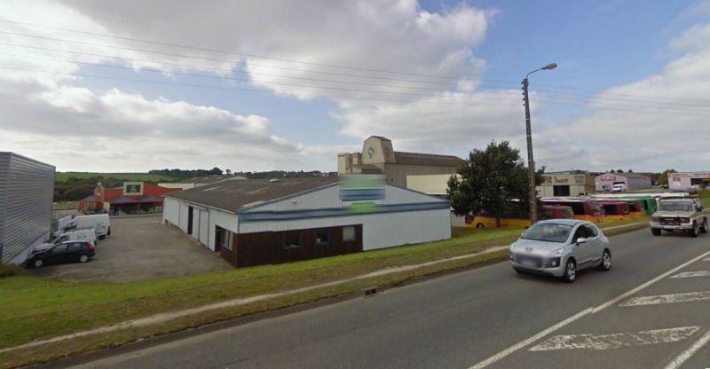 Local d'activité Rosporden 800 m2
