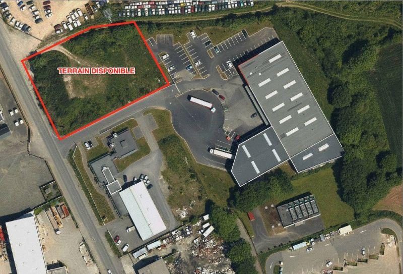 Entrepôt / local industriel Guipavas 600 m2