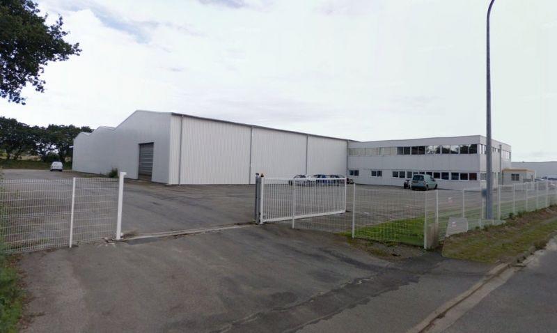 Entrepôt / local industriel Gouesnou 2076 m2