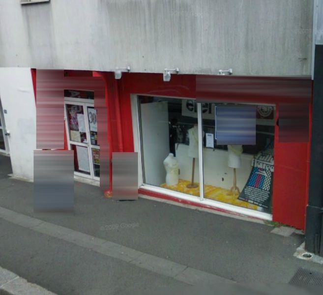 Local commercial Brest 80 m2