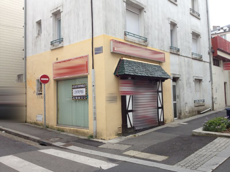 Local commercial Brest 22 m2