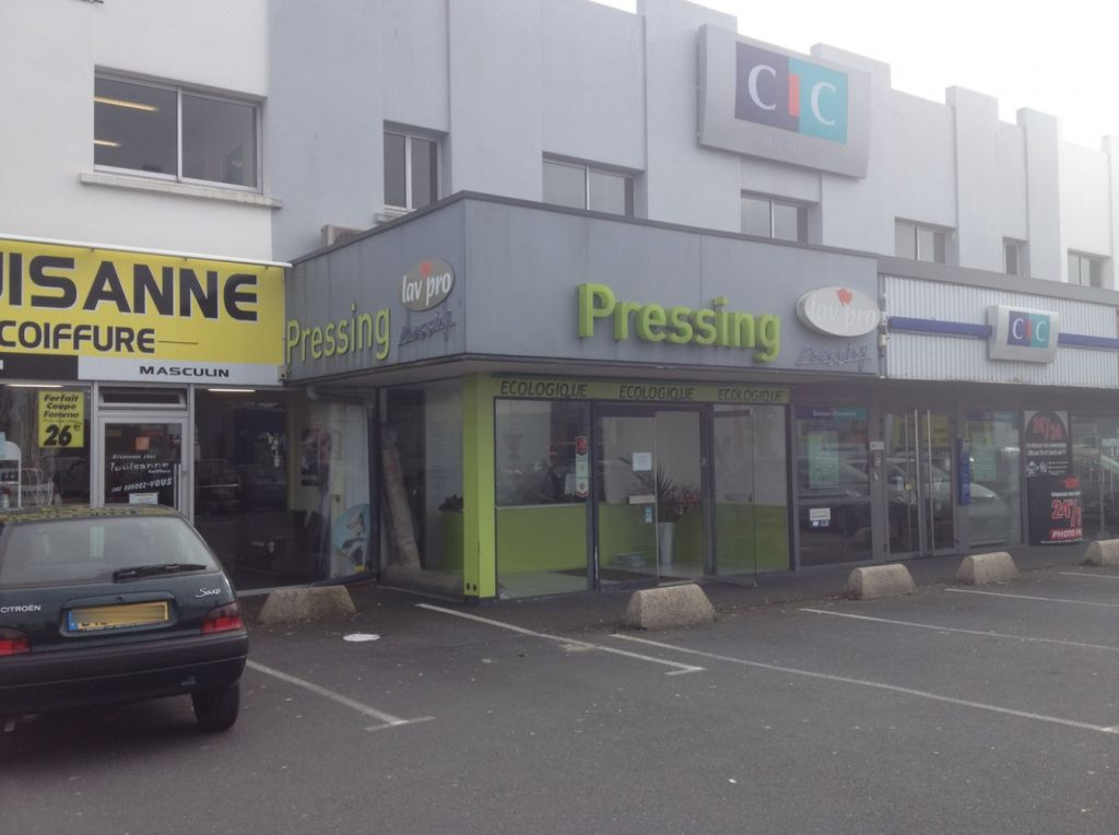 Local commercial Brest 75 m2
