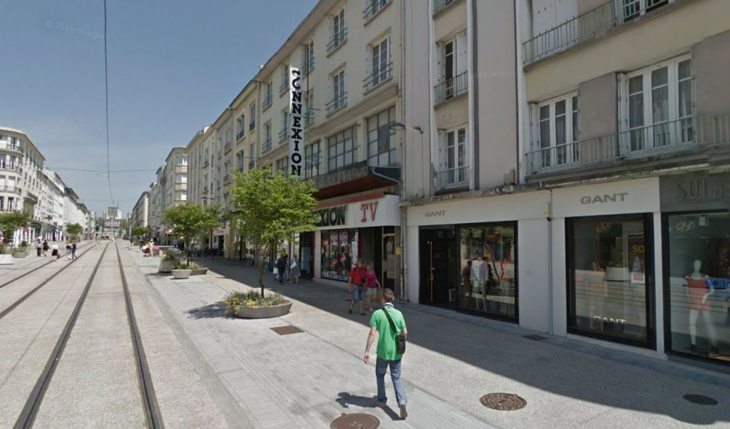 Local commercial Brest 120 m2 1/1