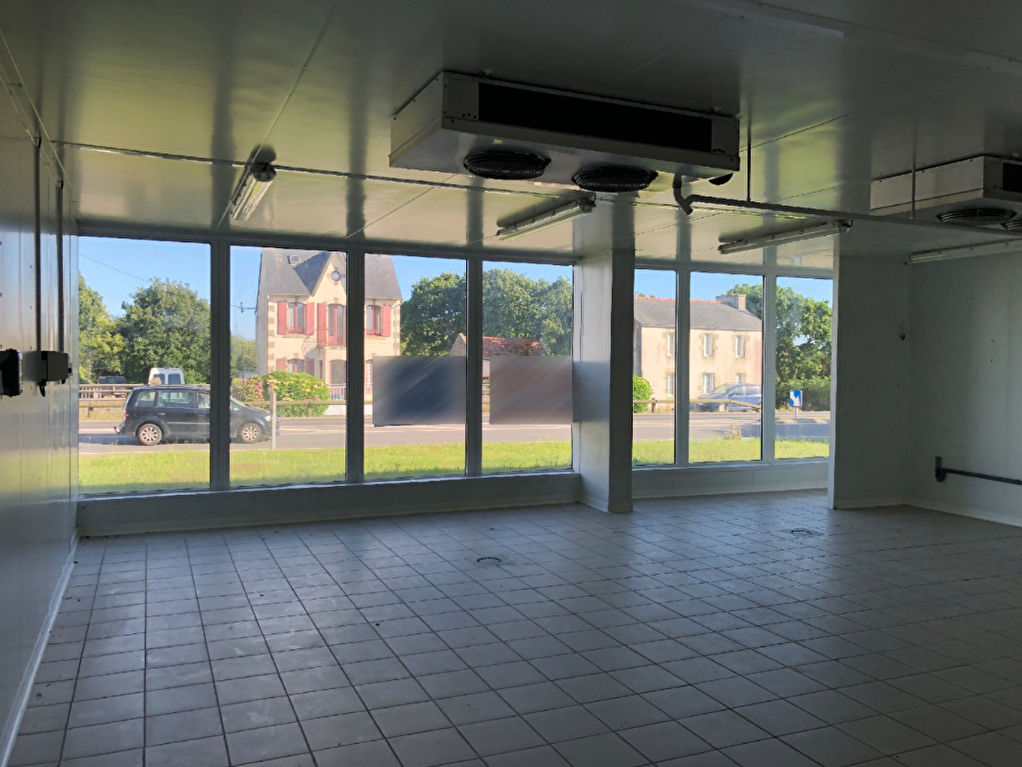 Local commercial Plougonvelin 300 m2