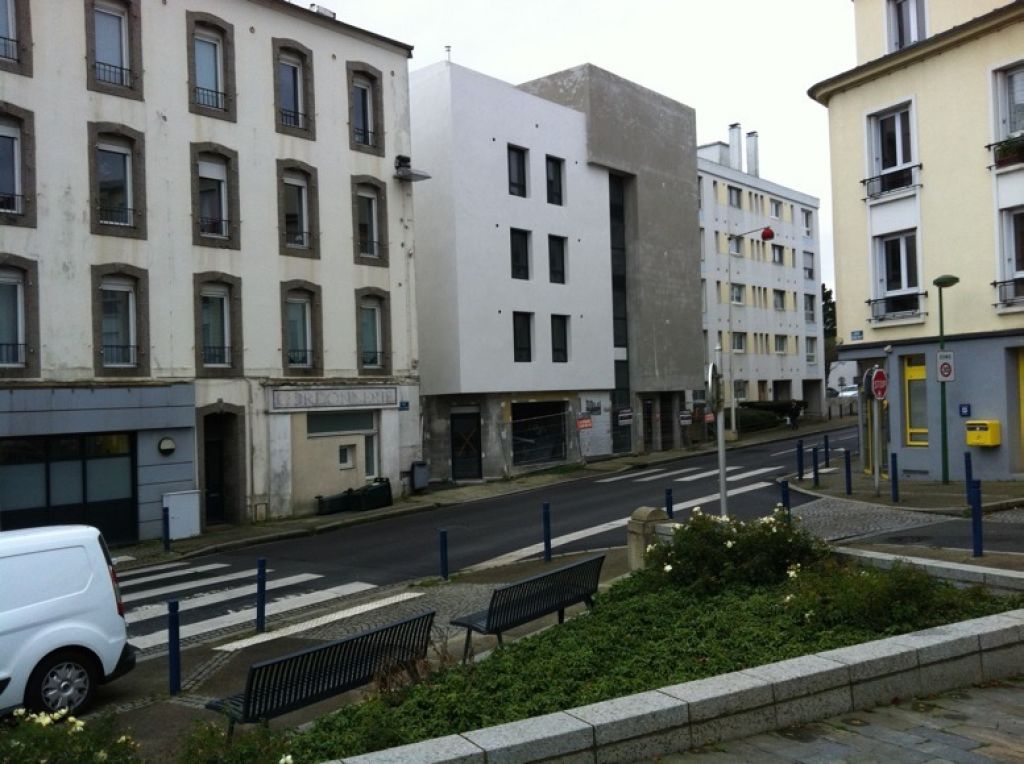 Local commercial Brest 63 m2