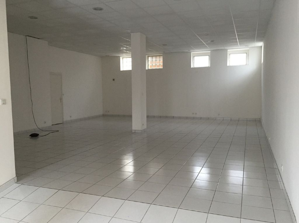 Local commercial - Guipavas 117 m2 1/3