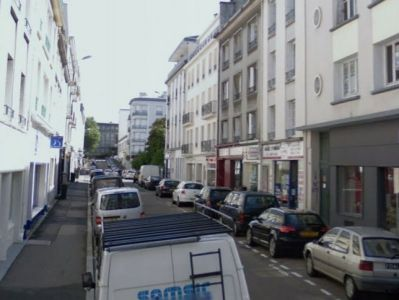 Local commercial Brest 60 m2 1/1