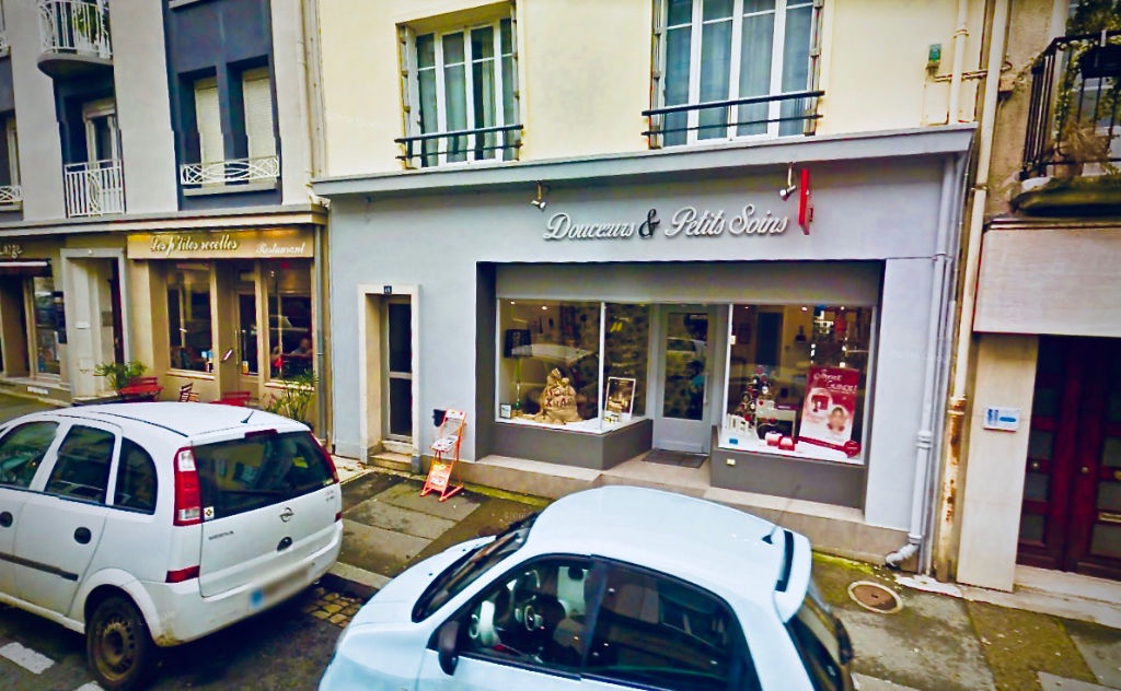 Local commercial Brest 55 m2 3/3
