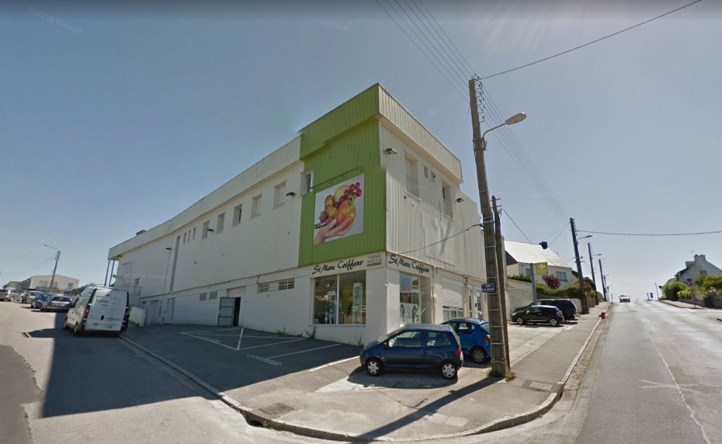 Local commercial Brest 60M2 1/1