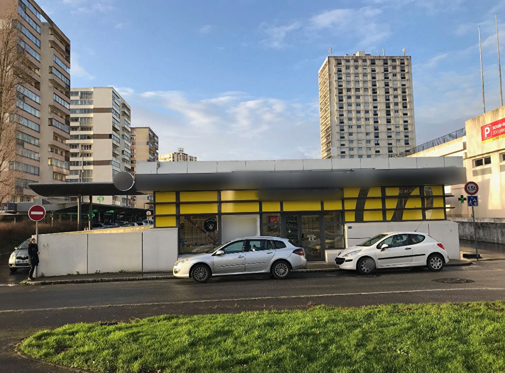 Local commercial Brest 70m2
