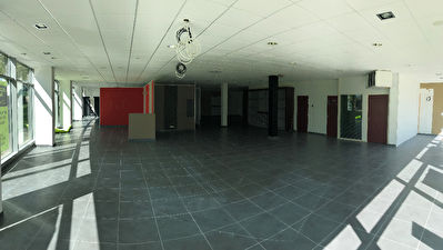 Local commercial Brest 400 m2 4/6
