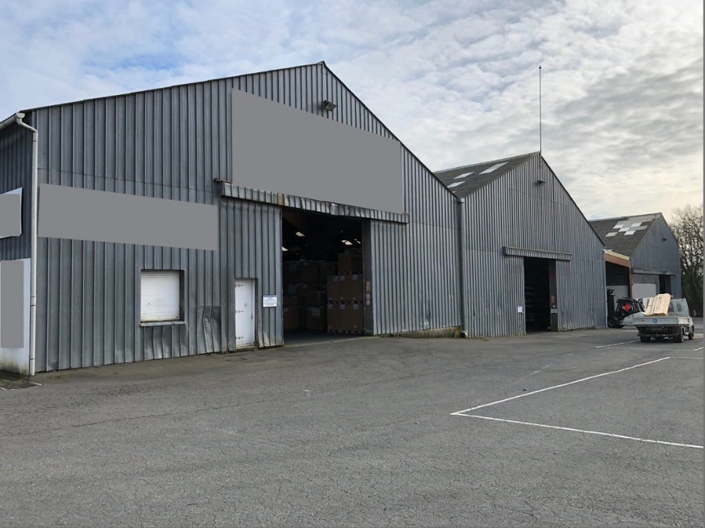 Entrepôt / local industriel Brest 3000 m2 3/11