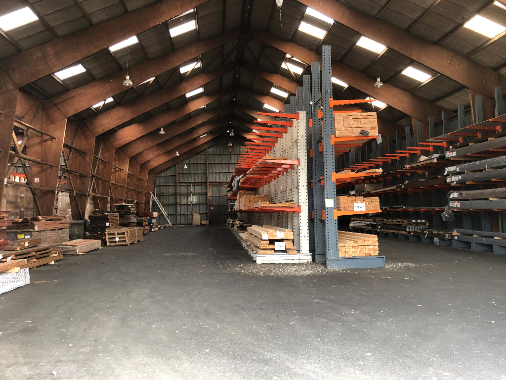 Entrepôt / local industriel Brest 3000 m2 6/11