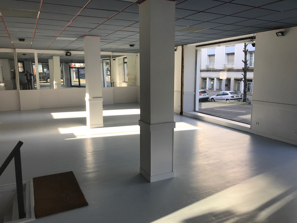 Local commercial Brest 105 m2 harteloire 3/3