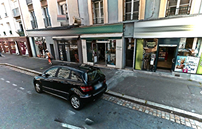 Local commercial Brest 44 m2 1/1