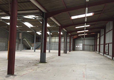 Local commercial  1000 m2 3/6