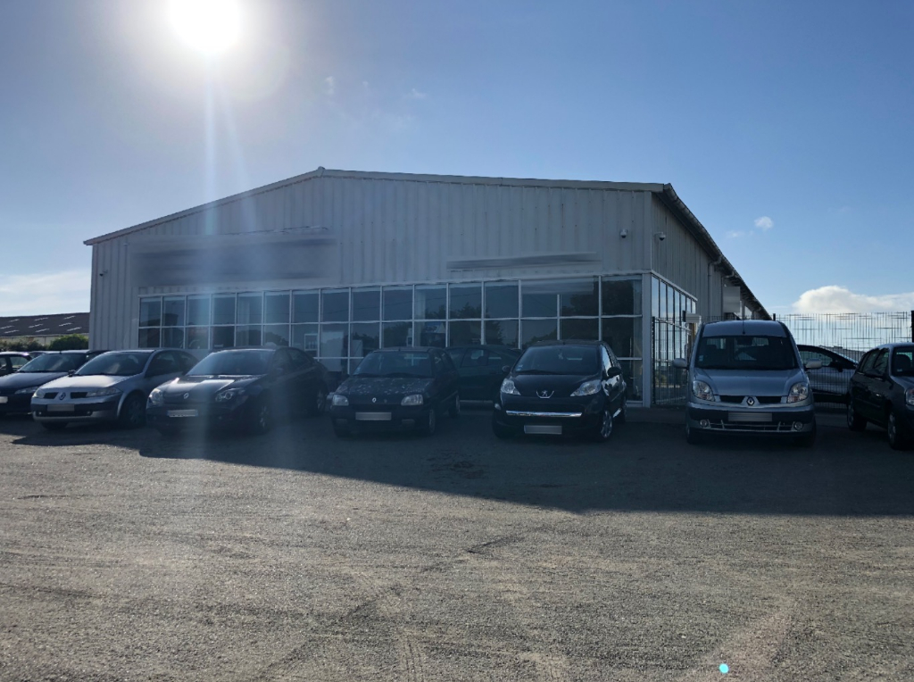 Local commercial + fonds de commerce de garage Plougonvelin 800 m2