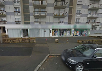 Local commercial Brest 136 m2 2/3