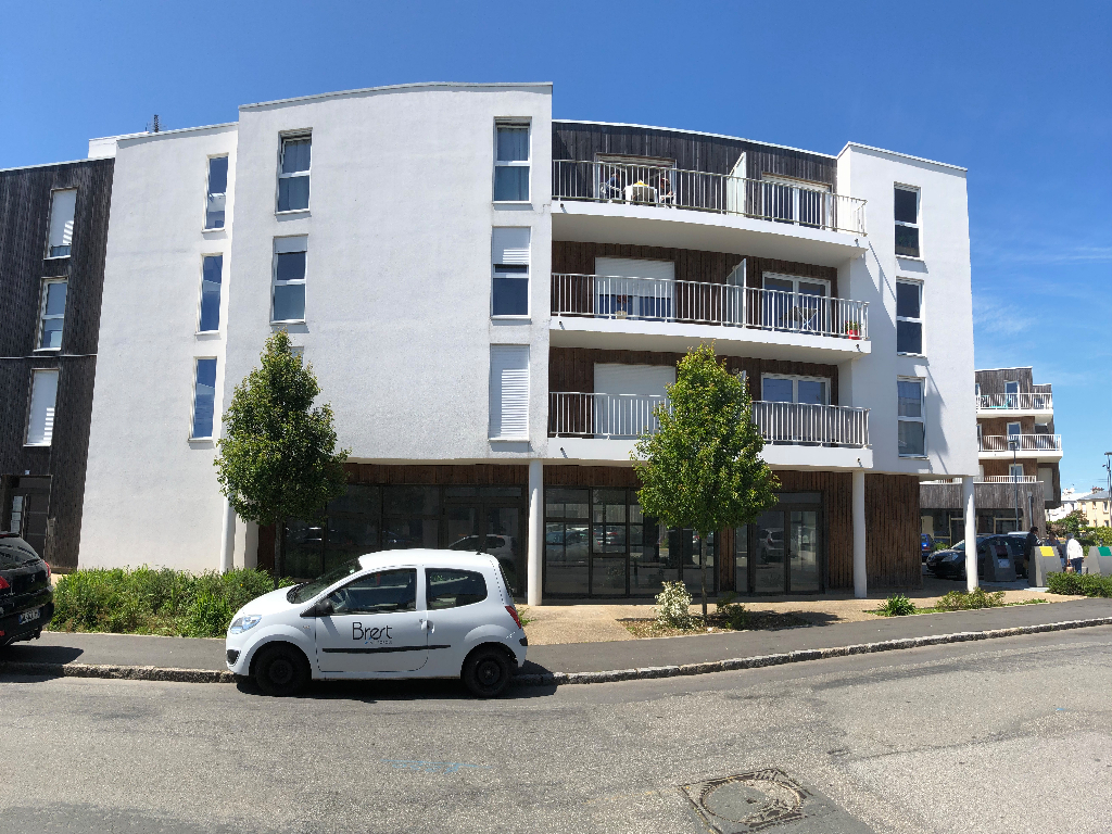 Local commercial Brest 85 m2 4/5