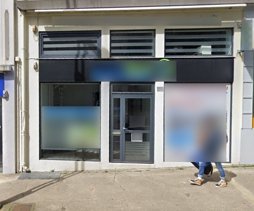 Local commercial Brest 101 m2 1/6