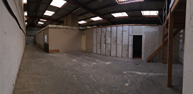 Local commercial Brest 300 m2 1/3