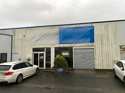 Local commercial Brest 300 m2 2/3