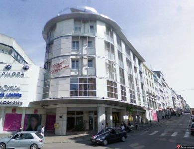 Local commercial Brest 26 m2 1/1