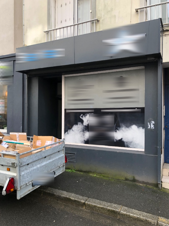 Local commercial Brest 47 m2 1/3