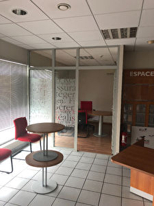 Local commercial Brest 85 m2 4/4