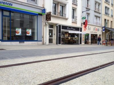 Local commercial Brest 100 m2 4/5