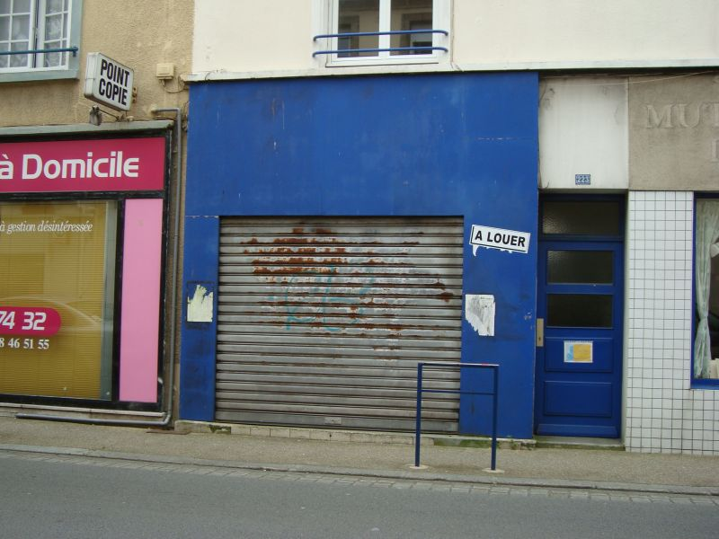 Local commercial Brest   - 30 m2