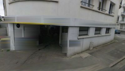Local commercial Brest 900 m2 1/1