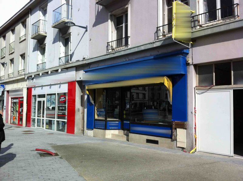 Local commercial Brest 55 m2 2/4