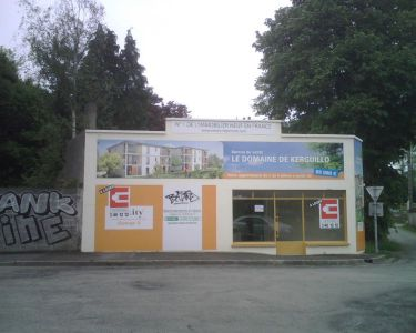 Bureau / local commercial 30 m2 1/1